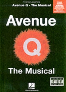 Avenue Q : The Musical (Piano/Vocal Selections), Paperback