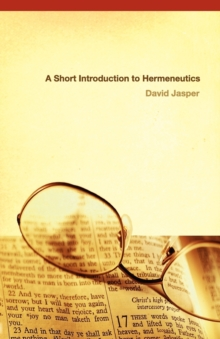 A Short Introduction to Hermeneutics, Paperback