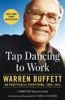 Tap Dancing To Workg, 1966-2013, Paperback Book