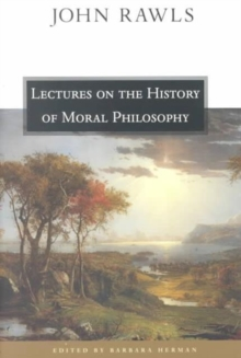 Lectures on the History of Moral Philosophy, Paperback
