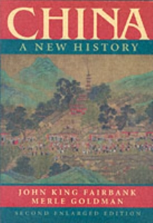 China : A New History, Paperback Book