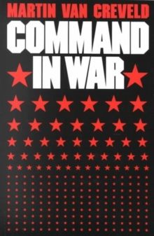 Command in War, Paperback