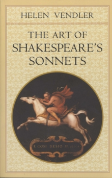 The Art of Shakespeare's Sonnets, Paperback
