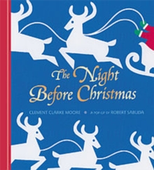 The Night Before Christmas Pop-up, Hardback