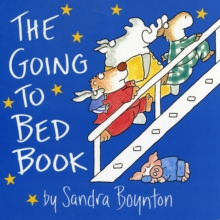 The Going to Bed Book, Board book