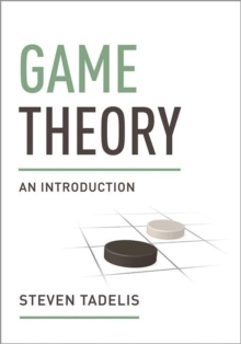 Game Theory : An Introduction, Hardback Book
