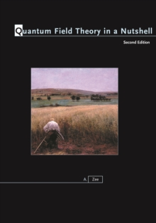 Quantum Field Theory in a Nutshell, Hardback Book