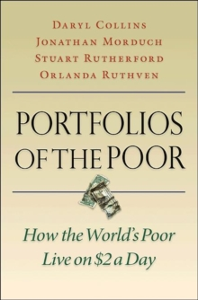 Portfolios of the Poor : How the World's Poor Live on $2 a Day, Paperback