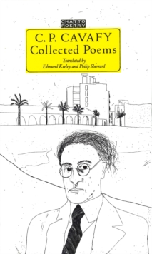 C. P. Cavafy Collected Poems, Paperback