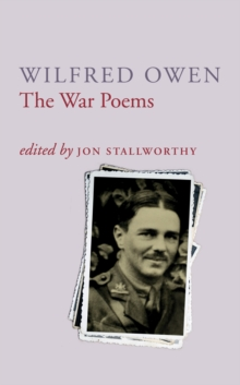 The War Poems of Wilfred Owen, Paperback