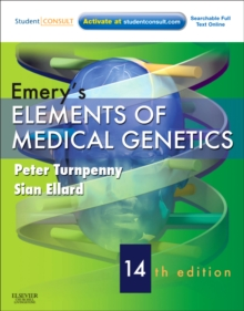 Emery's Elements of Medical Genetics : With STUDENT CONSULT Online Access, Paperback