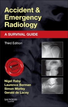 Accident and Emergency Radiology: A Survival Guide, Paperback Book