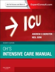 Oh's Intensive Care Manual, Mixed media product Book