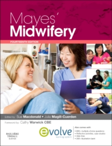 Mayes' Midwifery: A Textbook for Midwives, Paperback