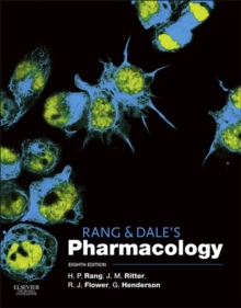 Rang & Dale's Pharmacology, Paperback Book