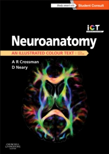 Neuroanatomy: An Illustrated Colour Text, Mixed media product Book