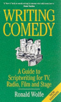 Writing Comedy, Paperback