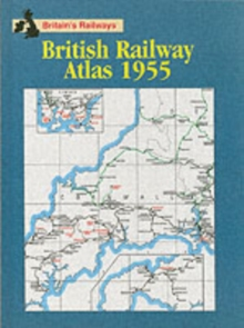 British Railway Atlas, 1955, Hardback