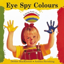 Eye Spy Colours, Paperback