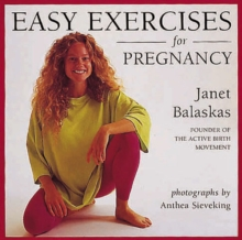 Easy Exercises for Pregnancy, Paperback