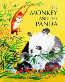 The Monkey and the Panda, Paperback Book