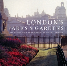 London's Parks and Gardens, Hardback Book