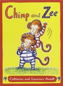 Chimp and Zee, Board book