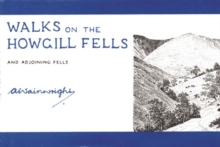 Walks on the Howgill Fells : And Adjoining Fells, Hardback