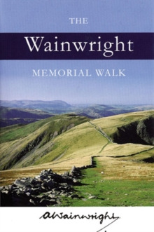 The Wainwright Memorial Walk, Hardback Book