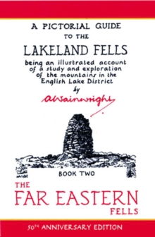 Far Eastern Fells : Pictorial Guides to the Lakeland Fells Lake District & Cumbria Book 2, Hardback