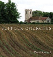 Suffolk Churches, Hardback Book