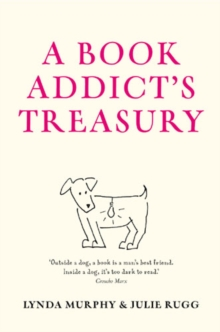 A Book Addict's Treasury, Hardback Book