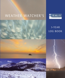 The Royal Meteorological Society Weather Watcher's Three-year Log Book, Paperback Book