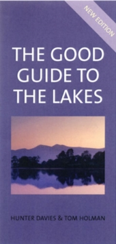 The Good Guide to the Lakes, Paperback Book