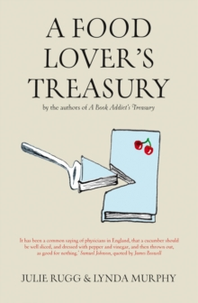 A Food Lover's Treasury, Hardback