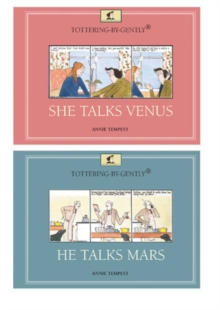 She Talks Venus, He Talks Mars, Hardback