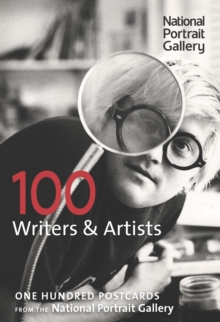100 Writers and Artists : 100 Postcards in a Box, Postcard book or pack