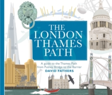 London Thames Path, Paperback