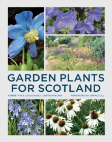 Garden Plants for Scotland, Paperback Book