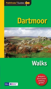 Pathfinder Dartmoor : Walks, Paperback
