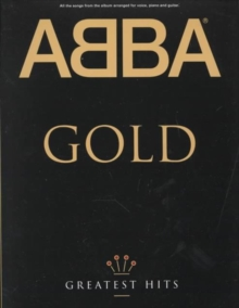 Abba Gold: Greatest Hits, Paperback