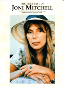 The Very Best of Joni Mitchell : for Piano, Voice and Guitar, Paperback