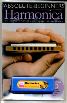 Absolute Beginners : Harmonica (compact Edition) - Book/CD/instrument Pack, Paperback