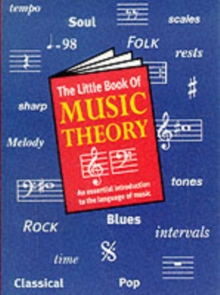 The Little Book of Music Theory, Paperback