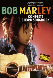 Bob Marley Complete Chord Songbook, Paperback