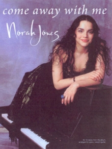 Norah Jones : Come Away with Me (pvg), Paperback