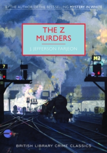 The Z Murders, Paperback Book