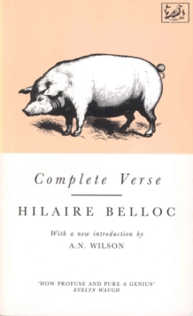 Complete Verse, Paperback