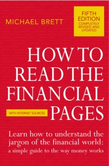 How to Read the Financial Pages, Paperback