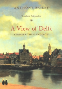 A View of Delft : Vermeer Then and Now, Paperback